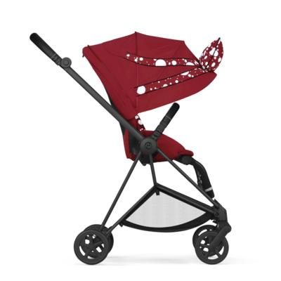Kočárek CYBEX by Jeremy Scott Mios Seat Pack Petticoat Red 2021 - 5