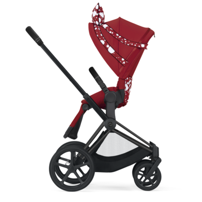 Kočárek CYBEX by Jeremy Scott Priam Seat Pack Petticoat Red 2021 - 5