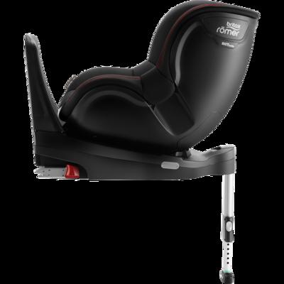 Autosedačka BRITAX RÖMER Dualfix M i-Size 2020, cool flow black - 5