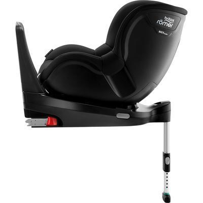 Autosedačka BRITAX RÖMER Dualfix M i-Size 2020, black ash - 5