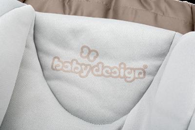 Autosedačka BABY DESIGN Leo 2020, 09-beige - 5