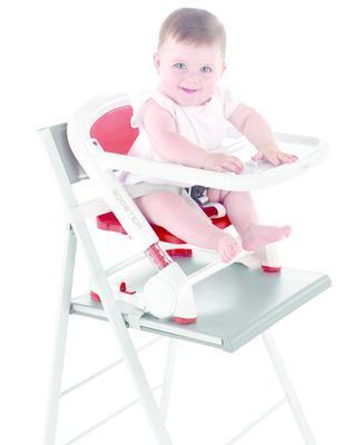Jídelní židlička JANÉ Booster 2016 - 5