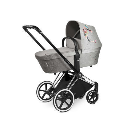 Hluboká korba CYBEX Priam Carry Cot Fashion Koi Crystallized 2018 - 5