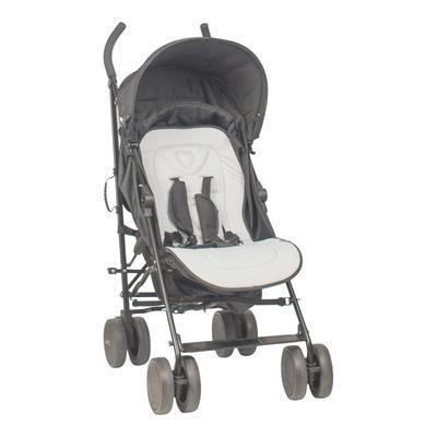 Univerzální vložka BO JUNGLE B-Stroller 2021, grey/black - 5
