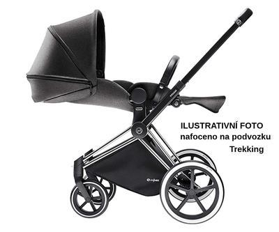 Kočárek CYBEX Set Priam All Terrain 2018 + ZDARMA Cloud Q Plus, manhattan grey - 5