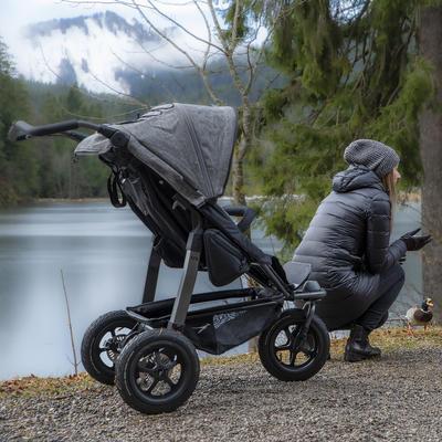 Sportovní sedačka TFK Stroller Seat Unit Mono 2021, black - 5