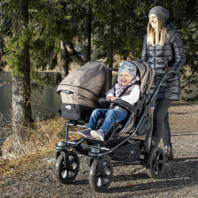 Kočárek TFK Duo Combi Air Chamber Wheel Premium 2021 - 5