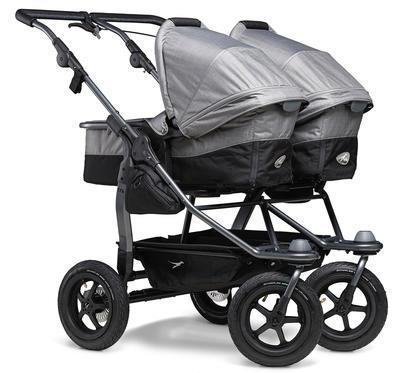 Kočárek TFK Duo Stroller Air Wheel 2021 včetně Duo Combi - 5