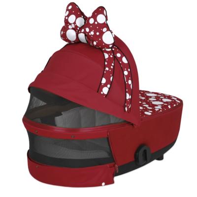 Kočárek CYBEX by Jeremy Scott Mios Seat Pack Petticoat Red 2021 včetně korby - 5
