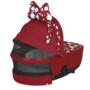 Kočárek CYBEX by Jeremy Scott Mios Seat Pack Petticoat Red 2021 včetně korby - 5/7