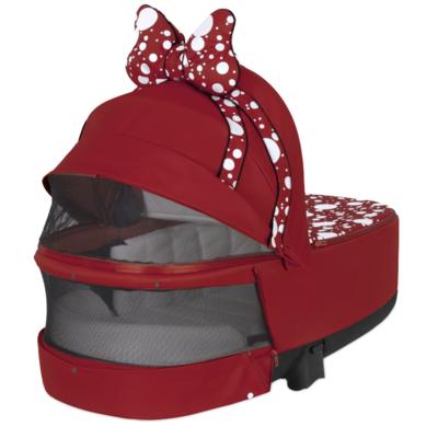 Kočárek CYBEX by Jeremy Scott Set Priam SeatPack Petticoat Red 2021 včetně autosedačky - 5
