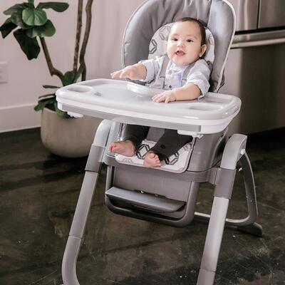 Jídelní židlička INGENUITY SmartServe 4v1 Clayton™ 6m+ 2020 - 5
