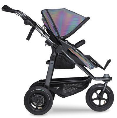 Sportovní sedačka TFK Stroller Seat Unit Mono 2021, glow in the dark - 5