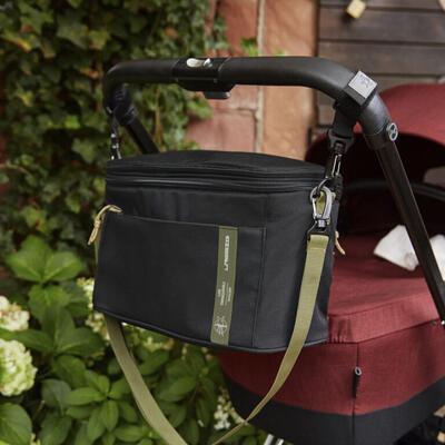 Taška na kočárek LÄSSIG Casual Insulated Buggy Shopper Bag 2021 - 5