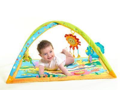 Hrací deka s hrazdou TINY LOVE Slunečný den 2014 - 5
