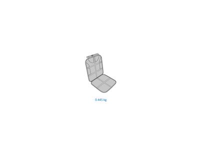 Ochrana zadního sedadla v autě MAXI-COSI 2021 - 5