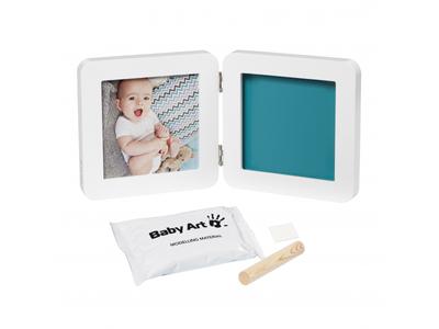 Rámeček BABY ART My Baby Touch Simple 2021, white - 5