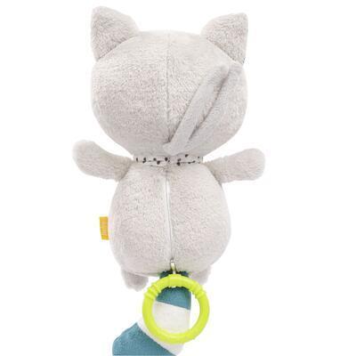 Aiko & Yuki BABY FEHN Hudební plyšová hračka 2021 - 5