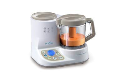 Robot + ohřívač lahví + sterilizátor NUVITA 2020 - 5