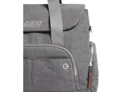 Přebalovací taška MAMAS & PAPAS Bowling 2020, grey mist - 5