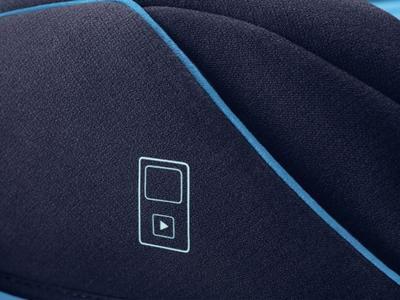 Autosedačka RECARO Monza Nova2 SeatFix 2020, xenon blue - 5