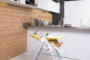 Jídelní židle CHICCO Polly Easy 2019, birdland - 5/6