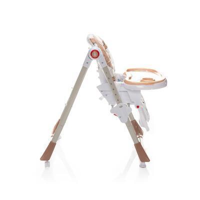Jídelní židlička ZOPA Monti 2021, sleepy bear - 5