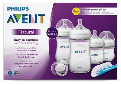 Novorozenecká startovní sada AVENT Natural nová 2020 - 5
