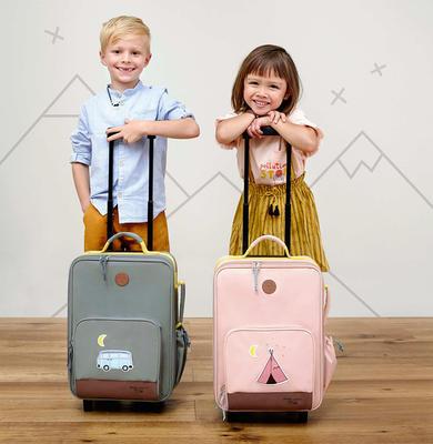 Dětský kufr LÄSSIG Trolley 2019 - 5