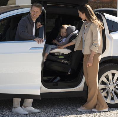 Autosedačka BESAFE iZi Turn i-Size 2021 - 5