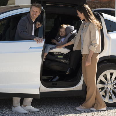 Autosedačka BESAFE iZi Turn i-Size 2021, premium car interior black - 5