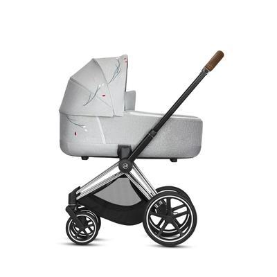 Kočárek CYBEX Priam Lux Seat Fashion Koi 2020 včetně korby - 5