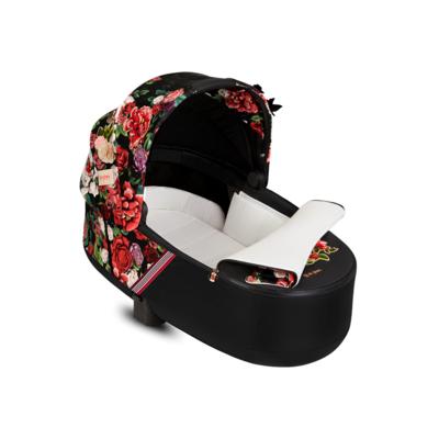 Kočárek CYBEX Priam Lux Seat Fashion Spring Blossom 2021 včetně korby - 5