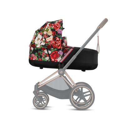 Hluboká korba CYBEX Priam Lux Carry Cot Fashion Spring Blossom 2021 - 5
