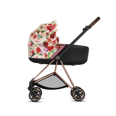 Kočárek CYBEX Mios Seat Pack Fashion Spring Blossom 2021 včetně korby - 5