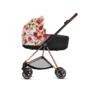 Kočárek CYBEX Mios Seat Pack Fashion Spring Blossom 2021 včetně korby - 5/7
