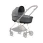 Kočárek CYBEX Mios Matt Black Seat Pack PLUS 2021 včetně korby, manhattan grey - 5/7