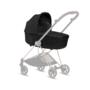 Kočárek CYBEX Mios Chrome Brown Seat Pack PLUS 2021 včetně korby, stardust black - 5/7