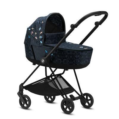 Kočárek CYBEX Set Mios Seat Pack Fashion Jewels of Nature 2021 včetně autosedačky - 5
