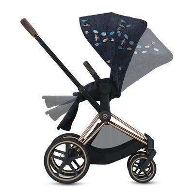 Kočárek CYBEX Priam Seat Pack Fashion Jewels of Nature 2021 - 5