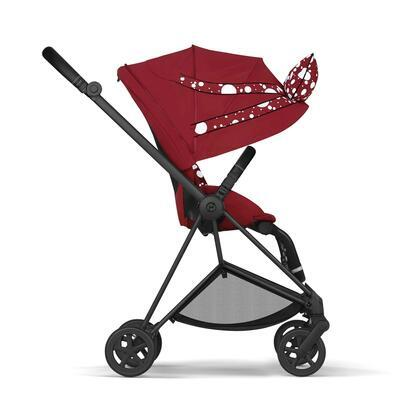 CYBEX by Jeremy Scott Mios Seat Pack Petticoat Red2021 - 5