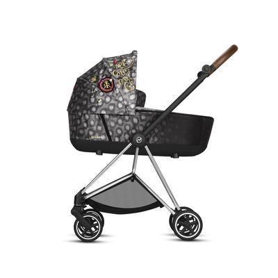 Kočárek CYBEX Set Mios Seat Pack Fashion Rebellious 2021 včetně autosedačky - 5