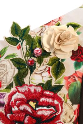Dětské nosítko CYBEX Yema Tie Fashion Spring Blossom 2021, light - 5