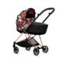 Kočárek CYBEX Set Mios Seat Pack Fashion Spring Blossom 2021 včetně autosedačky - 5/7