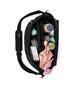 Přebalovací taška MOON 2021, black/black - 5/5