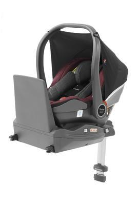 Autosedačka BABYSTYLE Capsule Infant i-Size 2021, berry - 5