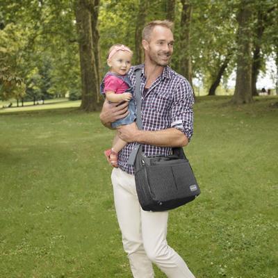 Přebalovací taška BABYMOOV Urban Bag 2021 - 5