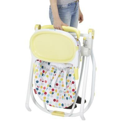 Jídelní židlička BADABULLE Compact Chair 2021 - 5
