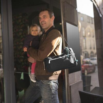 Organizér na kočárek Stroller Bag BABYMOOV 2021 - 5