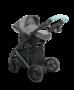 Kočárek CAMARELO Abiro 2020 včetně autosedačky, 04 světle šedá + černá + tyrkys - 5/5